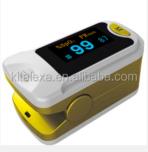 KA-PO036 Pulse Oximeter,Spo2,oximeter yellow color