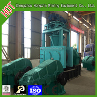 HONGXIN Ball Press Machine Used For Gypsum Powder, Nickel Alloy, Blast Furnace Ash, Coal, Sludge