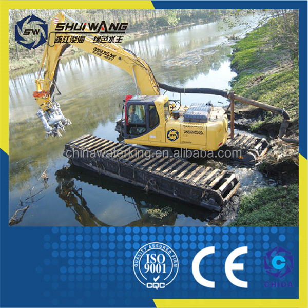 Widely used hydraulic/electric gravel pump
