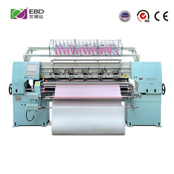 YBD64-3 Computerized Multi Needle Mattress Manufacturing Quilting Sewing Machine