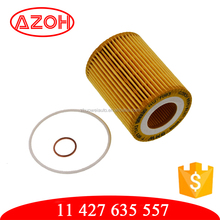 Excellent car engine parts OEM oil filter for BMW 11 427 635 557