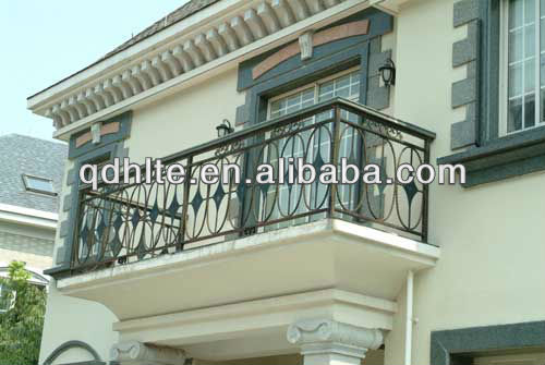 wrought iron balcony railing manufacturer