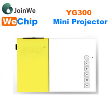 2017 Best selling Video Play HDMI LED Mini Portable pocket Projector YG300