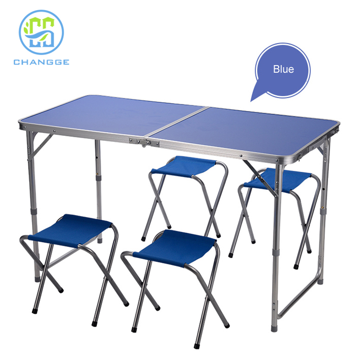 Portable de alta resistencia plegable peque a mesa de - Mesa plegable pequena ...