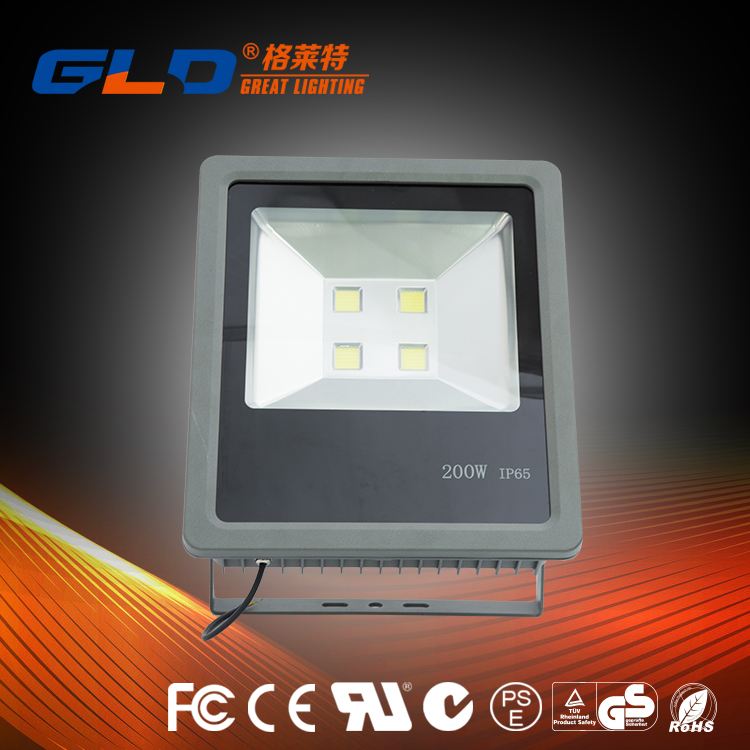 High power integrating good heat sink 200w led floodlight replacement Promotional Price