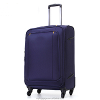 2016 Hot Selling Pu Trolley Luggage
