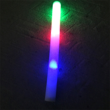 Hot sale cheap price LED foam glow stick for events
