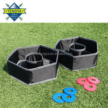 Indoor Outdoor tailgate washer toss box game for toy