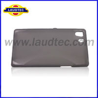 X Line TPU Gel Cover Case for Sony Xperia honami i1 Covers,for Xperial Z1