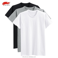 Wholesale blank dry fit plain t shirt