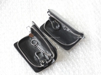 Best selling key case genuine leather key wallet