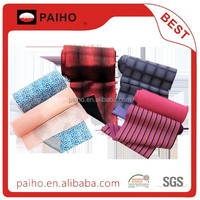 Colorful 4 way stretch knitted fabric and elastic band