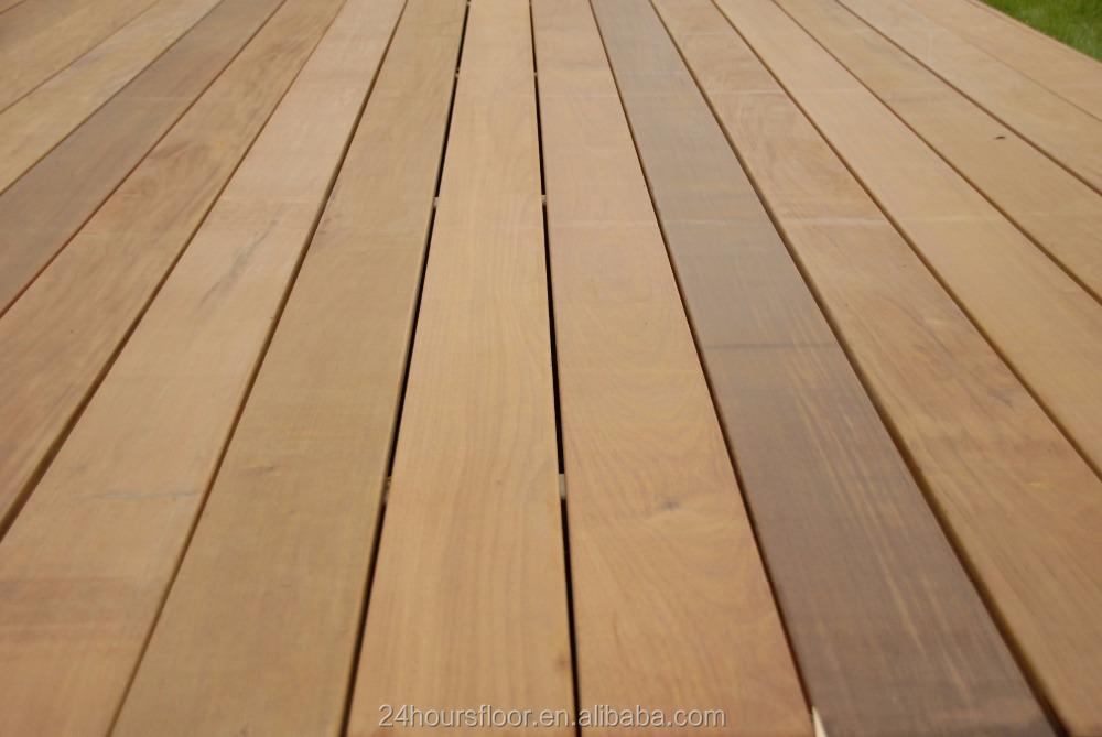Hot Sale Waterproof Ipe Deck Flooring Outdoor With Cheap
