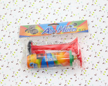 Wholesale plastic small size educational toys plastic trumpet Toy air horn