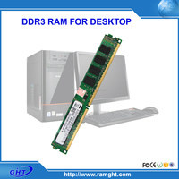 Professional rams from china factory RMA rate less 0.1% memoria ram ddr3 4gb