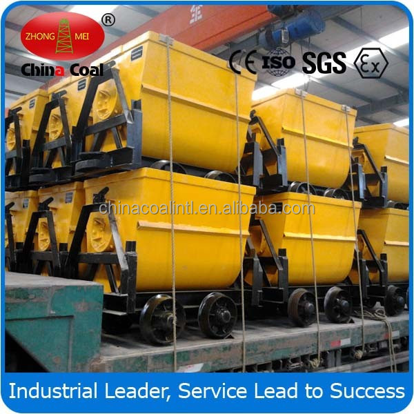 KFU Series Bucket dumping coal wagon for mining transportation from factory