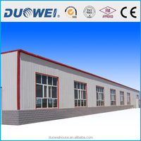 galvanized steel structure container house
