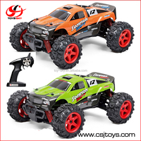 New toys 4x4 truck 4wd off road high speed electric kids car rc drift car for sale