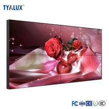 55 Inch 3840X2160 4k Floor Standing LCD TV Wall Seamless LCD Video Wall Indoor