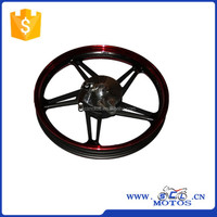 SCL-2012030587 motorcycle wheel rim for honda motorcycle dio parts