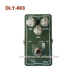 Hot sale Guitar Delay effect pedal DLY-603