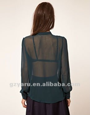 silk blouse pattern models for women 2013 neck style pictures