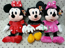 Promotion dolls !! plush giant Mickey mouse toy Minnie mouse stuffed toy