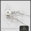 2016 Latest Design Beautiful Pearl Rhodium