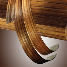 customized plastic window edge trim,decorative shelf edging,flexible plastic edge trim