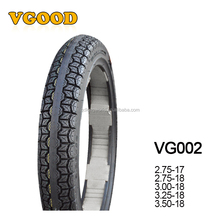 Wholesale Ply Rating:4PR/6PR/8PR Natural Rubber Cheap Motorcycle Inner Tube Tyre 350-18 325-18