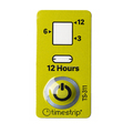 room temperature 12 Hour use time label for Diagnostic Tests