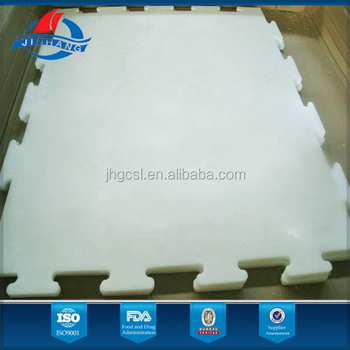 Import china products Indoor Synthetic ice rink with high wearability and self-lubrication