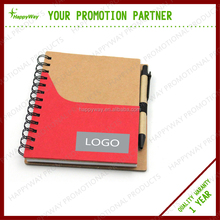 Best Selling Promotional Custom Note Book 0703074 MOQ 100PCS One Year Quality Warranty