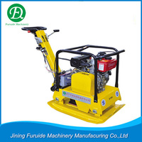 Diesel Vibrating Hand Plate Compactor for Sale (FPB-S30C)