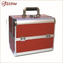 Personalized Antique Portable Cosmetic Vanity Case