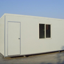 Prefabricated Construction Living 20ft Flat Pack Container House China
