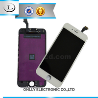 High Quality Cell Phone for iphone 6 LCD With digitizer touch screen