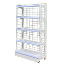 supermarket vegetable and fruit food display wire shelf