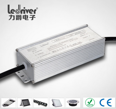 70W CE Certificated Constant Current 36V/2100Ma Waterproof LED Driver IP66