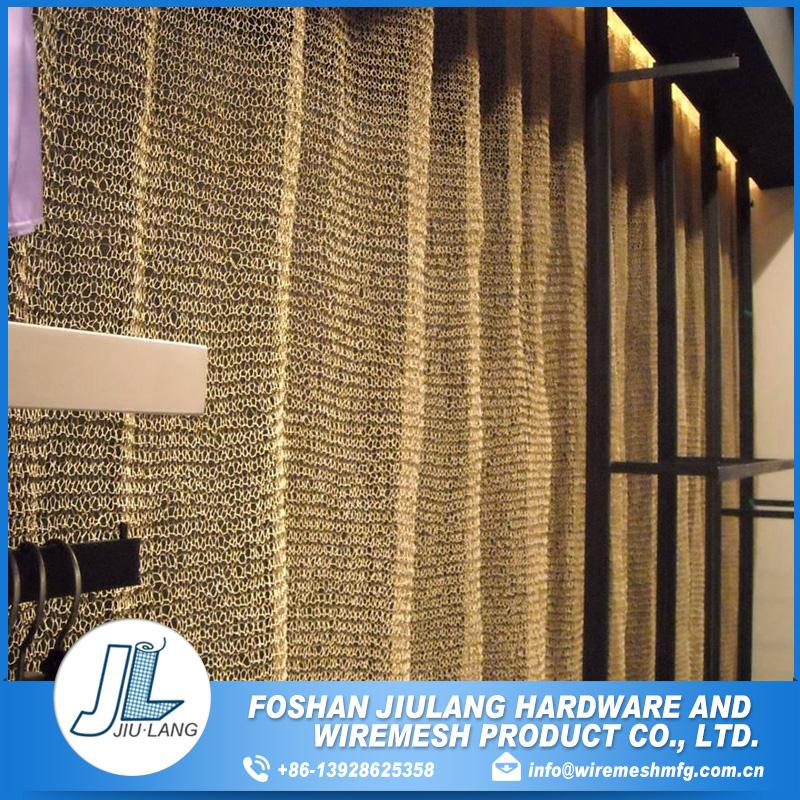 high in strength good ventilated decorative woven mesh