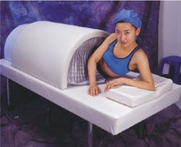 B-28 Far Infrared operation system slimming spa capsule banting/ whole body dry sauna dome for professional beauty salon