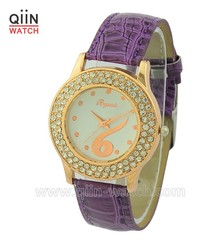 QU0215 indian market vintage watch for lady
