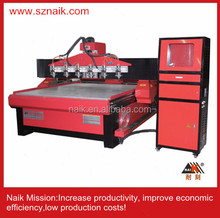 3d wood cutting cnc machine, cnc wood saw cutting machine/cnc cutting 4STC-1618-6
