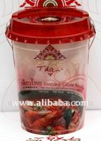 PURE thai Instant glass noodle tom yum soup with shrimp flavour