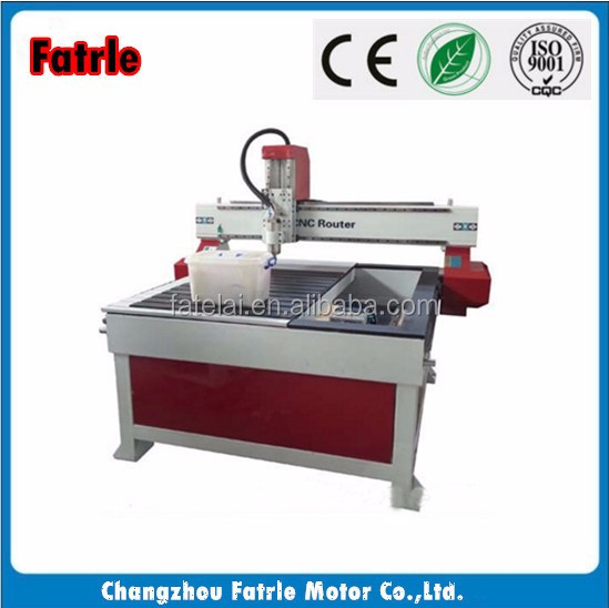 Hot sale 4 axis cnc router wood carving machine High Quality
