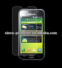 2013 New Product!5H high clear super esay pasted screen protector for samsung galaxy note3