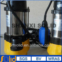 Submersible Vertical Sewage Pump