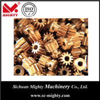 Good Price Brass Rack and Pinion Copper Gears