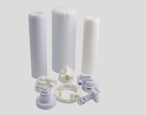Injection die/tooling for Water Filter