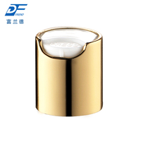 Wholesale 24/410 Cosmetic Disc Top Vial Bottle 18mm Aluminium Cap